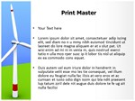 Windmill Editable 3D Animated PPT Templates