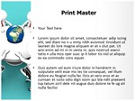 Global Business Meeting Editable 3D Animated PPT Templates