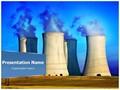 Nuclear Power Plant Editable PowerPoint Template