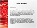 Blood Clotting Editable PowerPoint Template