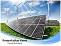Solar Energy Editable PowerPoint Template