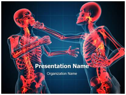 Free Trauma Medical Powerpoint Template For Medical