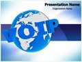 Voip Editable PowerPoint Template