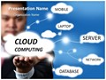 Cloud Computing Editable PowerPoint Template