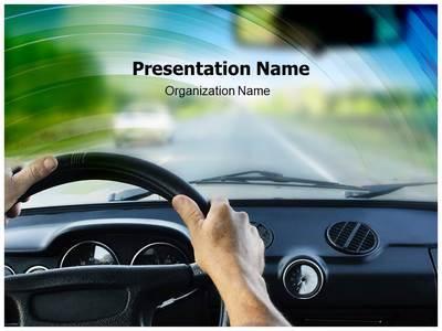 Dashboard Editable PowerPoint Template