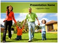 Family Editable PowerPoint Template