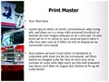 Fire Department Editable PowerPoint Template