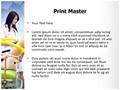 Gynecology Editable PowerPoint Template