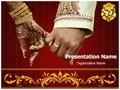 Indian Wedding Editable PowerPoint Template