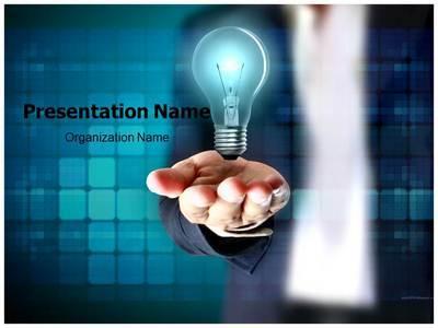 New Business Idea Editable PowerPoint Template