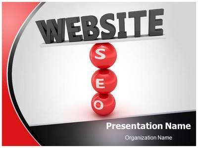 Seo Importance Editable PowerPoint Template