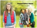 Bullying Editable PowerPoint Template