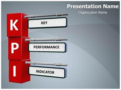 Kpi Editable PowerPoint Template