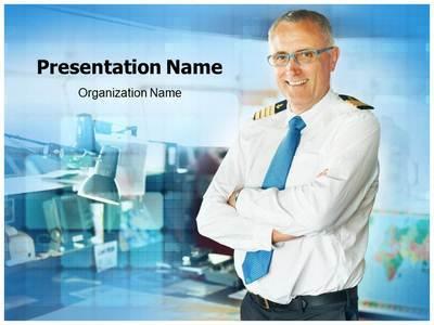 Captain Editable PowerPoint Template
