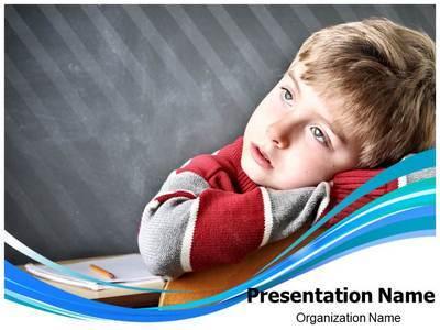Adhd Editable PowerPoint Template