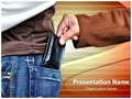 Pickpocket Editable PowerPoint Template