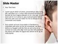 Effective Listening Editable PowerPoint Template