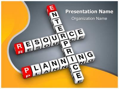 Corporate Erp Editable PowerPoint Template