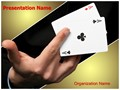 Gamble Editable PowerPoint Template