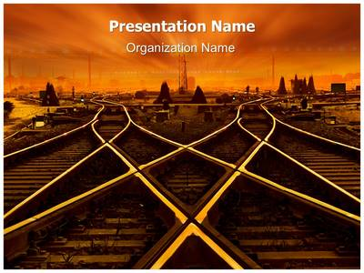 Different Ways Editable PowerPoint Template
