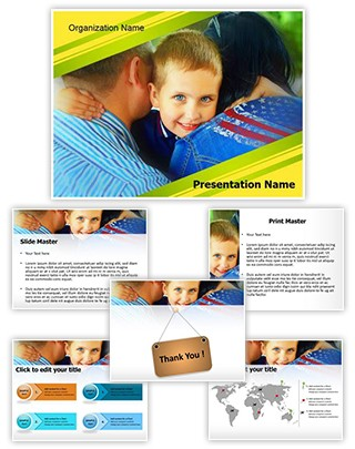 Adoption Editable PowerPoint Template