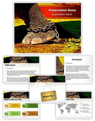 Pets Animals Welfare Editable PowerPoint Template
