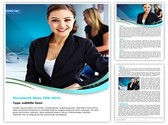 Business woman Template