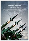 Antiaircraft rockets