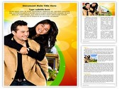 Couple and Real Estate Template