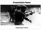 Soldier Editable Free Ppt Template