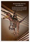 Carnivore Dinosaur