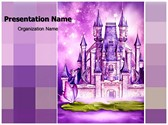 Fairytale castle Template