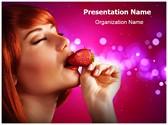 Aphrodisiac Editable PowerPoint Template