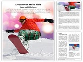 Snowboarder Template