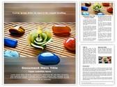 Reiki Healing Stones Template