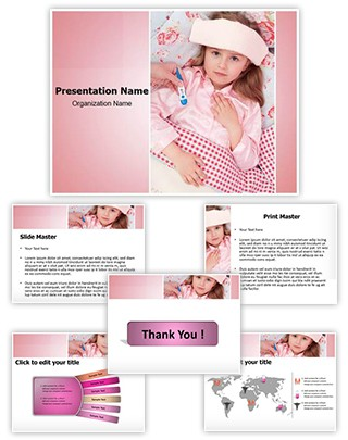 Fever Editable PowerPoint Template