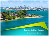 Puerto Rico Editable PowerPoint Template