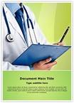 Doctor prescription Word Templates