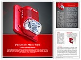 Fire Alarm Template