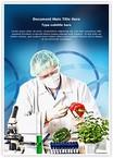 Genetic Engineering Lab Word Templates