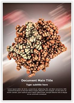 Thrombin blood clotting Editable Word Template