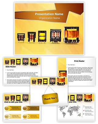 Transformers Editable PowerPoint Template