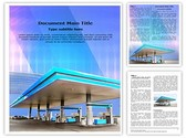Gasoline Station Template