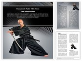 kendo Warrior Template