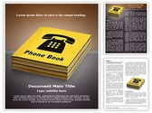 Yellow Pages Template