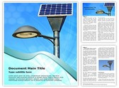 solar light Template