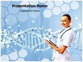 Dna Helix PowerPoint Templates