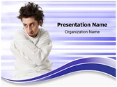 Mentally Ill Editable PowerPoint Template