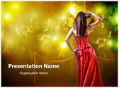 Celebrity Editable PowerPoint Template