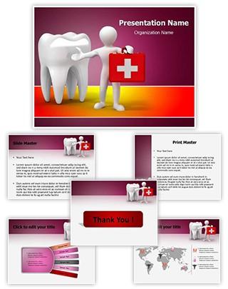 Dental Doctor Editable PowerPoint Template
